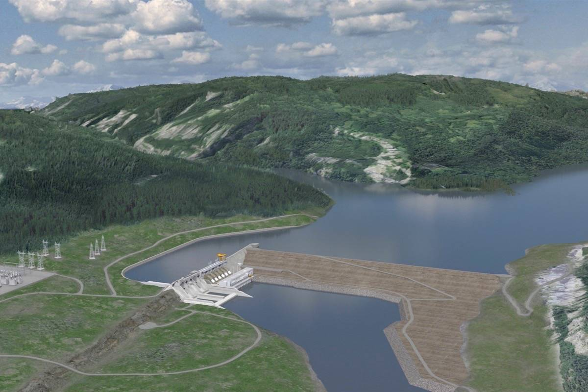 BC government moves forward with Site C dam